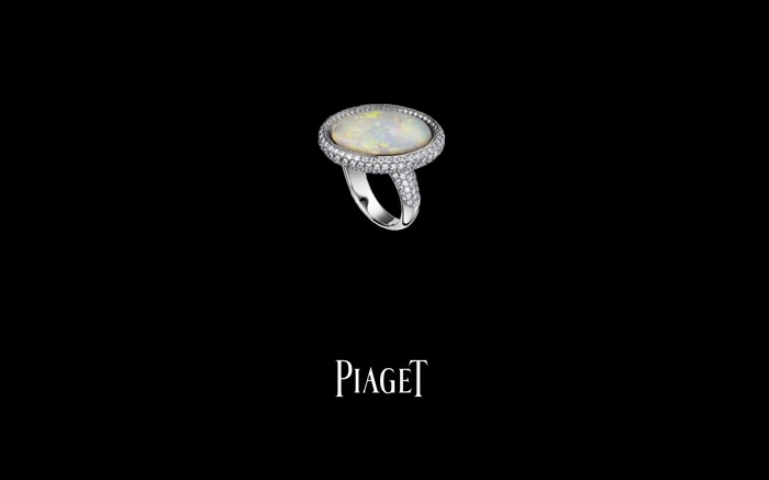 Piaget diamond jewelry ring wallpaper-third series 03 Views:3955
