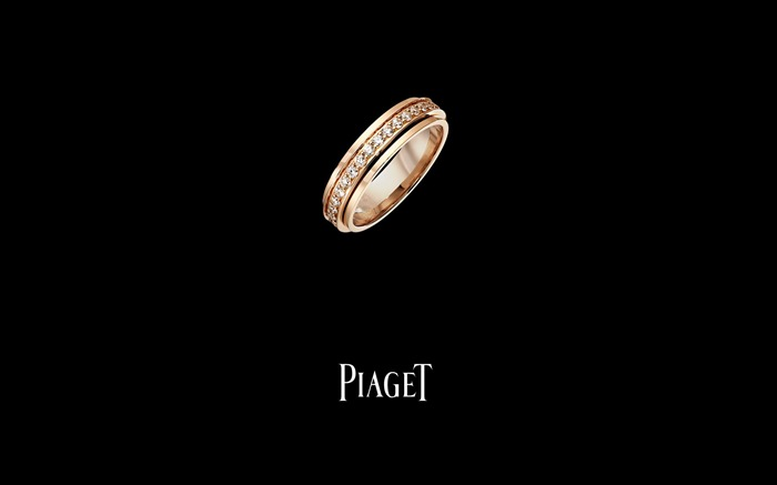 Piaget diamond jewelry ring wallpaper-third series 08 Views:5074