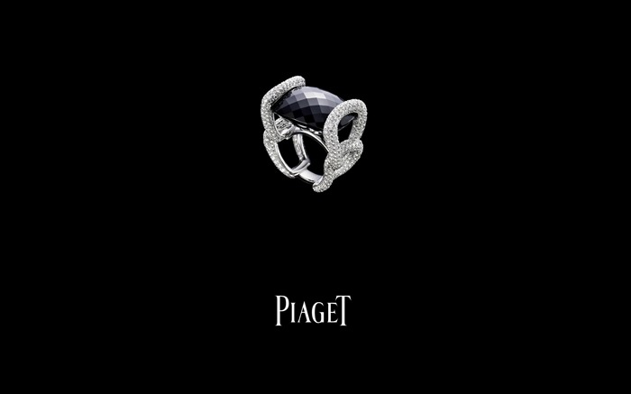 Piaget diamond jewelry ring wallpaper-third series 16 Views:3305