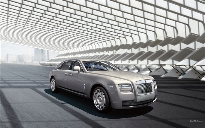 Rolls-Royce Ghost Wallpaper Album Views:10361