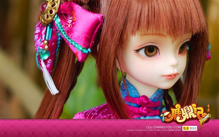 Title:Shuanger BJD doll wallpaper Views:6133