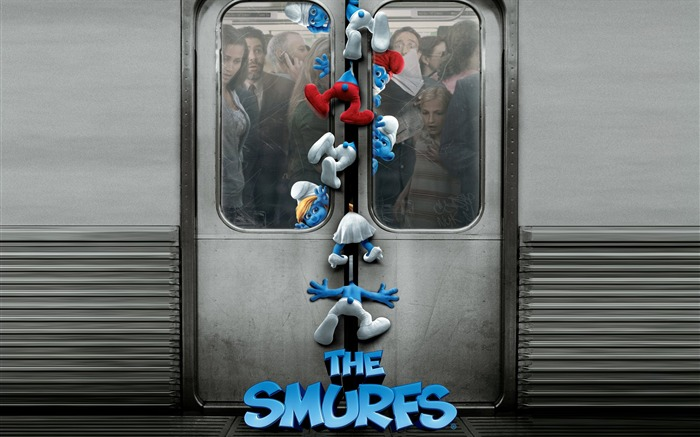 The Smurfs 3D Movie wallpaper 04 Views:13746