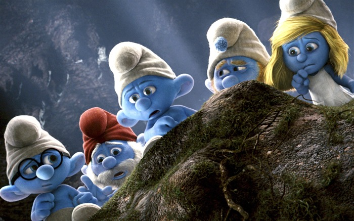 The Smurfs 3D Movie wallpaper 06 Views:29251