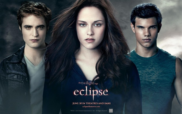 The Twilight Saga-Eclipse movie wallpaper Views:8438