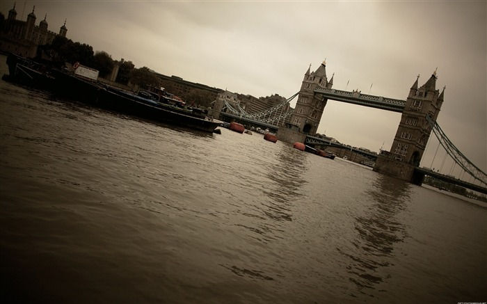 Tower Bridge-Alternative Landscape Photography Views:6800