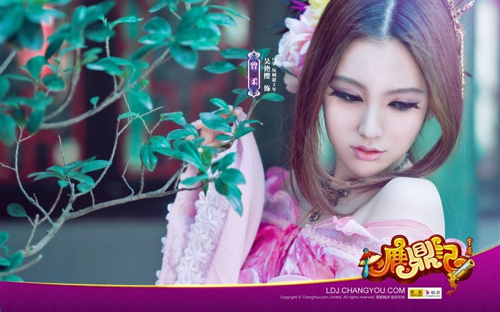 Wu Yan Ying wallpaper decorated Cengrou Views:3763