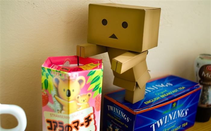 danbo wallpapers-Second Series 04 Views:8694