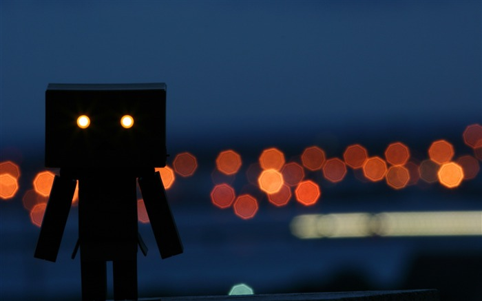 danbo wallpapers-Second Series 06 Views:11297