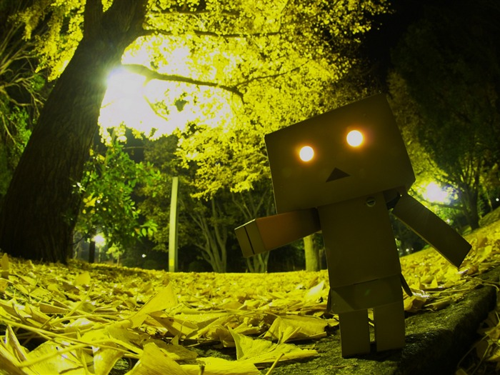 danbo wallpapers-Second Series 08 Views:10020