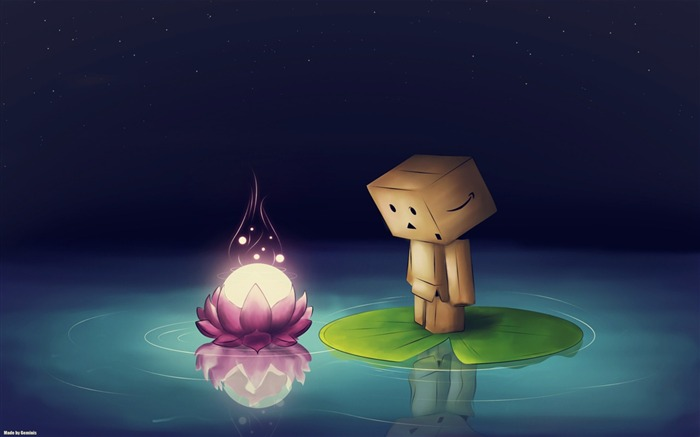 danbo wallpapers-Second Series 15 Views:5099