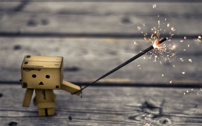 danbo wallpapers-Second Series 20 Views:6500