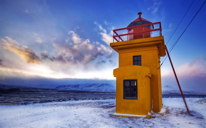 1939 Lighthouse Iceland Views:7334