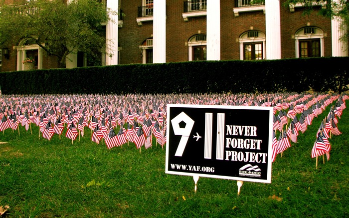 911 10th Anniversary Memorial Wallpaper Album Views:7462