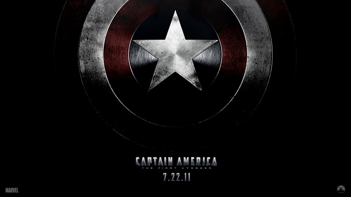 Captain America-The First Avenger HD Movie Wallpaper 04 Views:8612