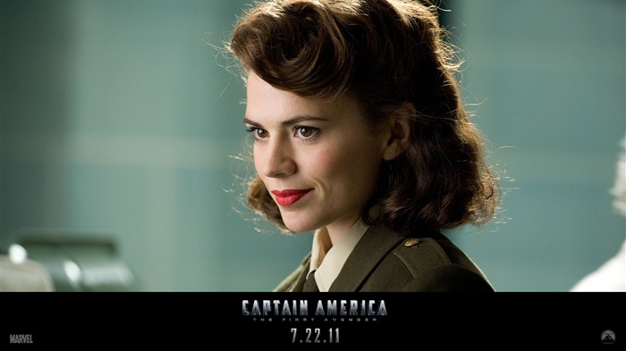 Captain America-The First Avenger HD Movie Wallpaper 05 Views:6087