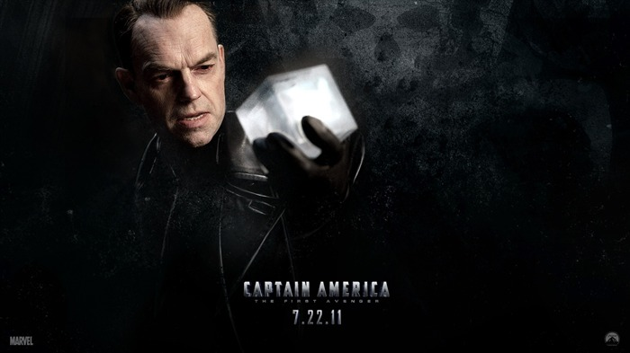Cosmic Cube-Captain America-The First Avenger HD Movie Wallpaper 06 Views:4545