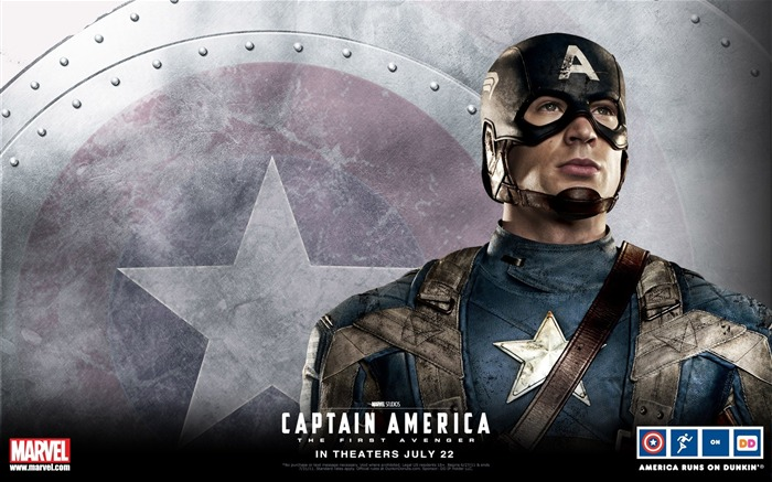 Captain America-The First Avenger HD Movie Wallpaper 10 Views:11815