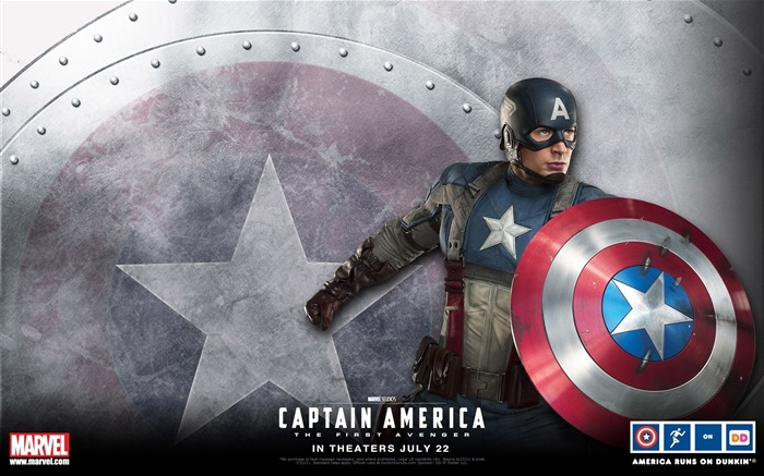 Captain America-The First Avenger HD Movie Wallpaper 11 Views:9133