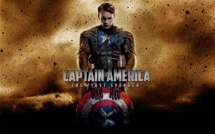 Captain America-The First Avenger HD Movie Wallpaper 12 Views:18832