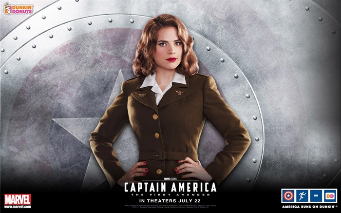 Captain America-The First Avenger HD Movie Wallpaper 13 Views:6543
