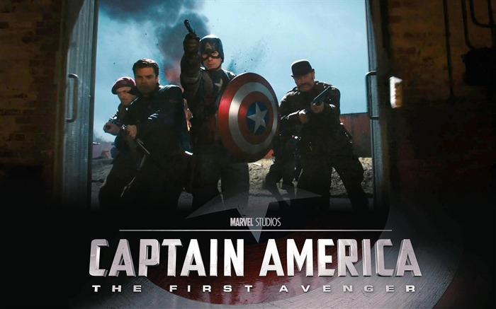 Captain America-The First Avenger HD Movie Wallpaper 14 Views:8026