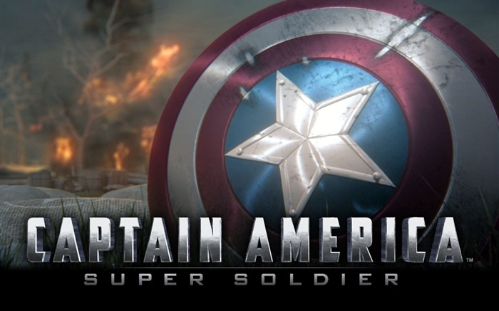 Captain America-The First Avenger HD Movie Wallpaper 15 Views:12692