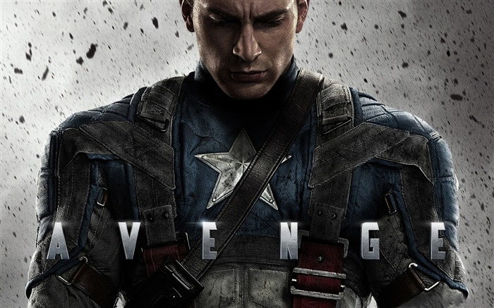 Captain America-The First Avenger HD Movie Wallpaper 16 Views:10044