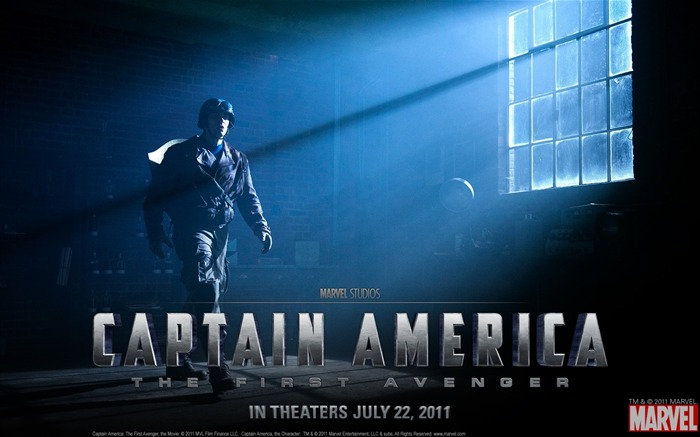 Captain America-The First Avenger HD Movie Wallpaper 19 Views:7483