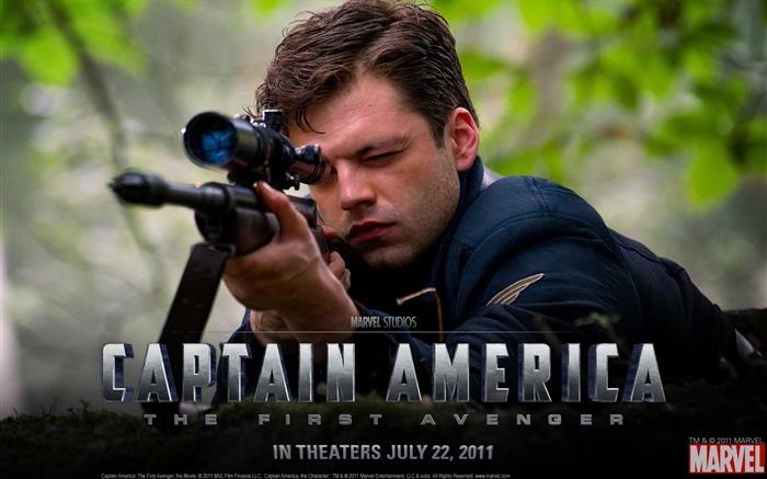 Captain America-The First Avenger HD Movie Wallpaper 20 Views:3693