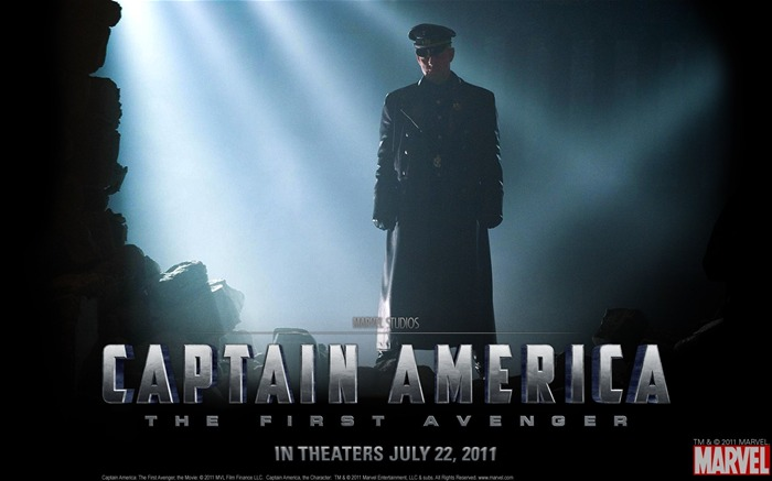 Captain America-The First Avenger HD Movie Wallpaper 21 Views:3462