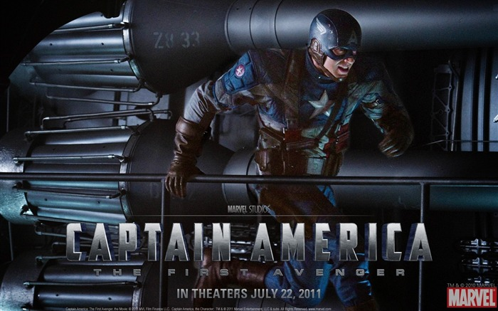 Captain America-The First Avenger HD Movie Wallpaper 22 Views:3101