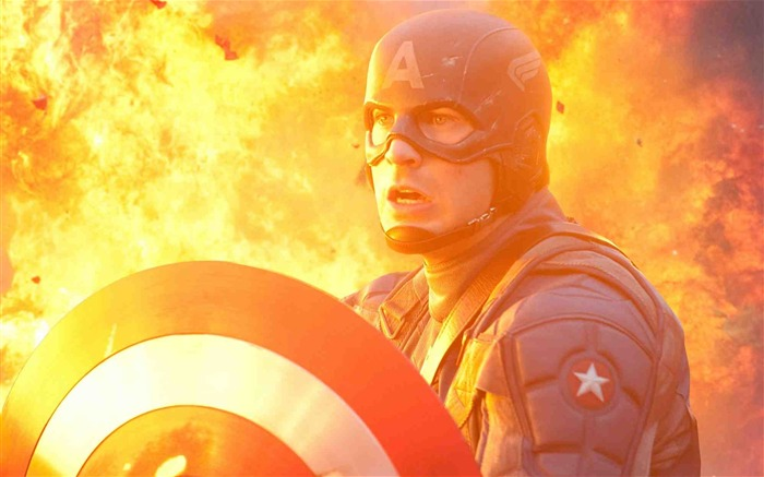 Captain America-The First Avenger HD Movie Wallpaper 24 Views:3334
