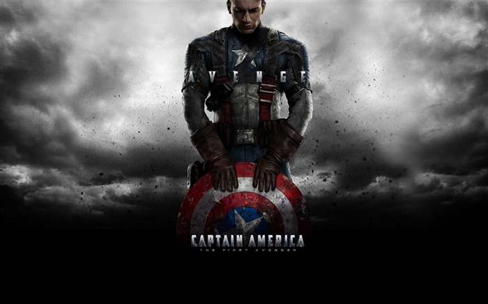 Captain America-The First Avenger HD Movie Wallpaper 25 Views:6381