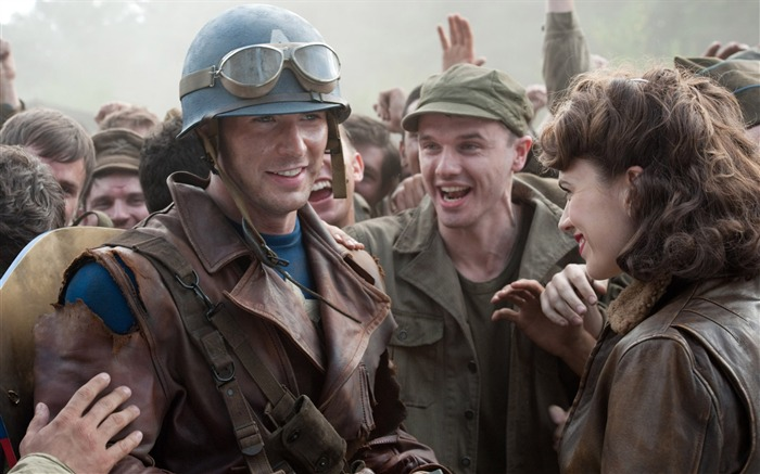 Captain America-The First Avenger HD Movie Wallpaper 26 Views:4845