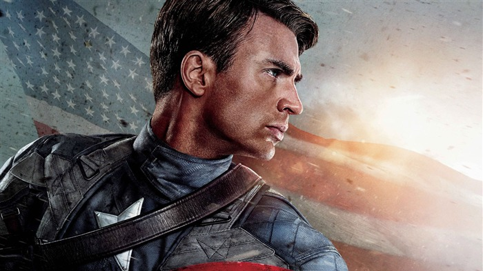 Captain America-The First Avenger HD Movie Wallpaper 27 Views:9173