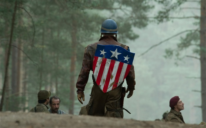 Captain America-The First Avenger HD Movie Wallpaper 31 Views:4583