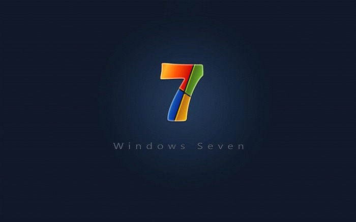 Colorful windows 7- brand wallpaper selection Views:10204