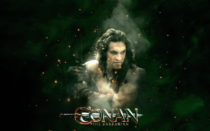 Conan the Barbarian movie wallpaper Views:13729