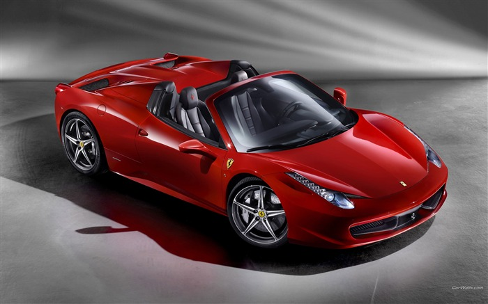 Ferrari 458 Series Sports car wallpaper Views:15157