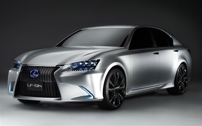 Lexus LS cars wallpaper Views:12350