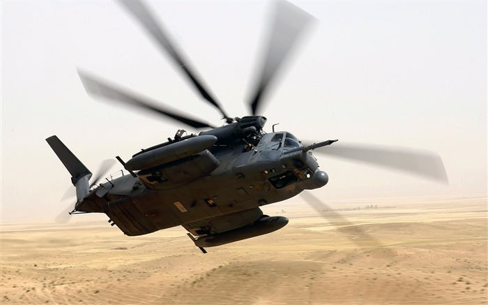 Mission helicopter-Military aircraft - HD Wallpaper-fifth Series Views:5382