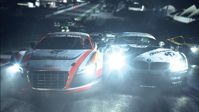 Need for Speed-Shift 2 Game HD Wallpaper 08 Views:3280