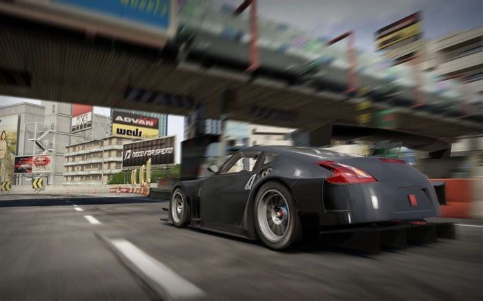 Need for Speed-Shift 2 Game HD Wallpaper 14 Views:5143