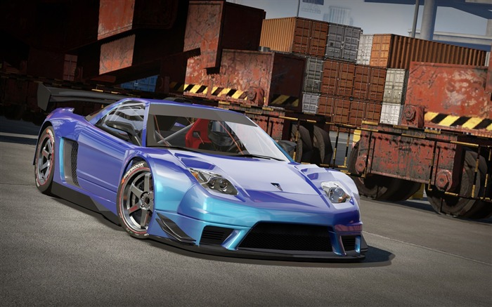 Need for Speed-Shift 2 Game HD Wallpaper 17 Views:4830