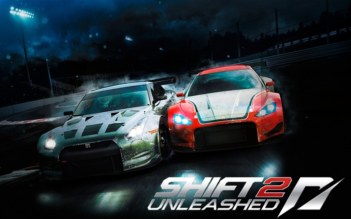 Need for Speed-Shift 2 Game HD Wallpaper Views:7626