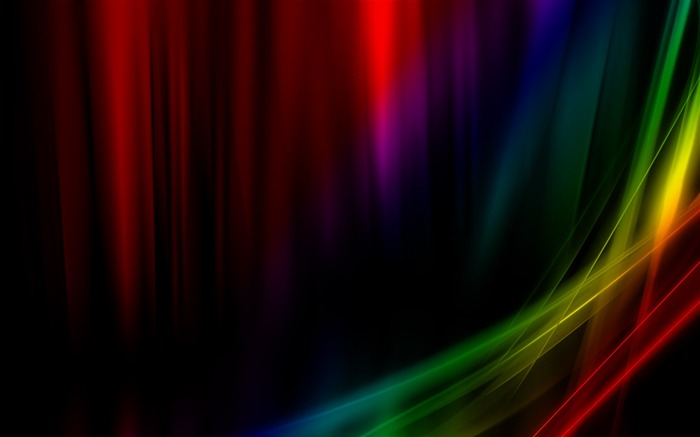 Night streamer-abstract design wallpaper background glare Views:16325