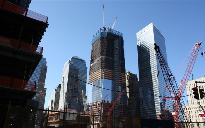 Reconstruction of the World Trade Center Views:4889