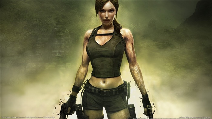 Tomb Raider 2012 Game HD Wallpaper 01 Views:14130