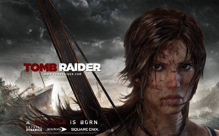 Tomb Raider 2012 Game HD Wallpaper 02 Views:10155