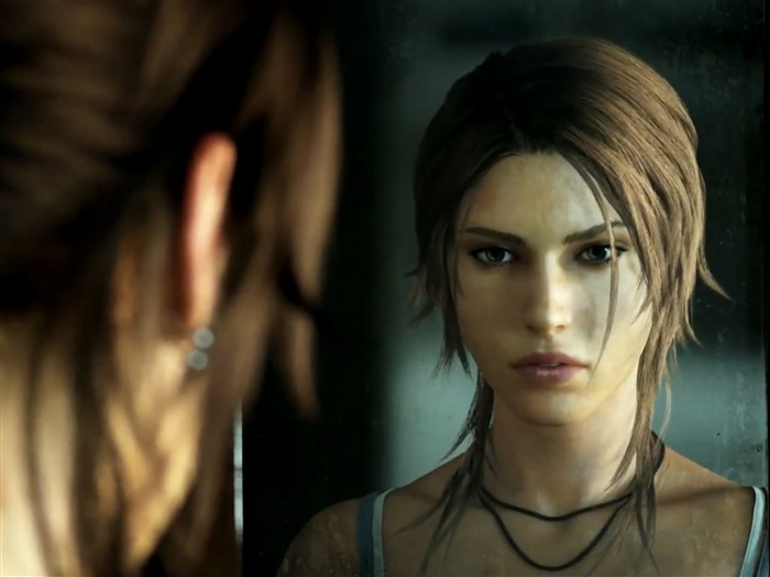Tomb Raider 2012 Game HD Wallpaper 03 Views:20820